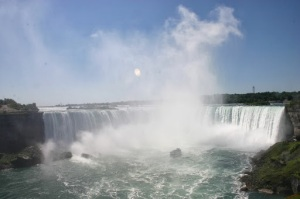 Well, you can't visit Ontario without a trip to the Niagara Falls
