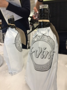 Bottles to judge at IWC